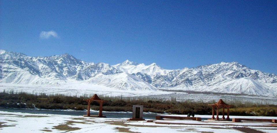 Ladakh Winter Tour
